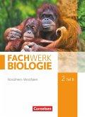 Fachwerk Biologie 02. Teil B Schülerbuch Nordrhein-Westfalen