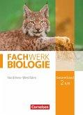 Fachwerk Biologie Gesamtband 2A/B. Schülerbuch Nordrhein-Westfalen