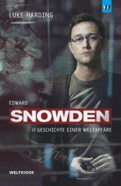Edward Snowden - Harding, Luke