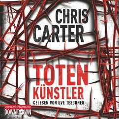 Totenkünstler / Detective Robert Hunter Bd.4 (MP3-Download) - Carter, Chris