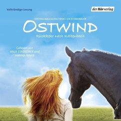Rückkehr nach Kaltenbach / Ostwind Bd.2 (MP3-Download) - Schmidbauer, Lea; Henn, Kristina Magdalena