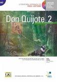 Don Quijote de la Mancha, m. Audio-CD
