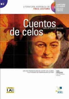 Cuentos de celos, m. Audio-CD - Pardo Bazán, Emilia