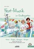 Fest-Musik im Kindergarten