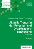 Aktuelle Trends in der Personal- und Organisationsentwicklung