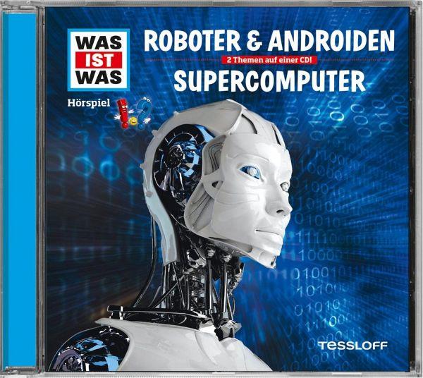 roboter androiden supercomputer 1 audio cd von. Black Bedroom Furniture Sets. Home Design Ideas