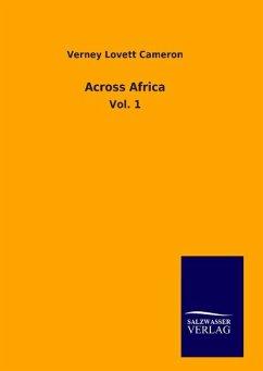 9783846094136 - Cameron, Verney Lovett: Across Africa - Kitap