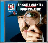 Kriminalistik / Spione & Agenten, 1 Audio-CD