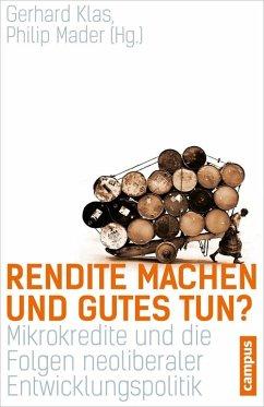 Rendite machen und Gutes tun? (eBook, PDF)