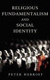 Religious Fundamentalism and Social Identity (eBook, ePUB)