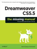 Dreamweaver CS5.5: The Missing Manual (eBook, ePUB)