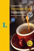 Langenscheidt Premium-Kurs Italienisch - Sprachkurs mit 2 Büchern, 6 Audio-CDs, MP3-Download, Online-Tests und Zertifikat