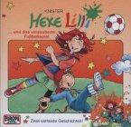 Hexe Lilli und das verzauberte Fußballspiel / Hexe Lilli Bd.6 (1 Audio-CD)