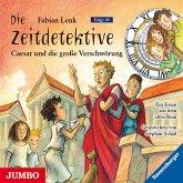 Caesar und die große Verschwörung / Die Zeitdetektive Bd.30 (MP3-Download)
