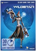 Wildstar Time Cards - 30 Tage Game Time Card