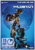 Wildstar Time Cards - 15 Tage Game Time Card
