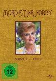 Mord ist ihr Hobby - Staffel 7.2 (3 Discs, OmU)