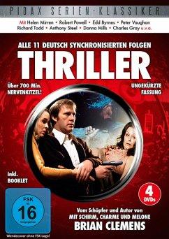 Thriller (4 Discs)