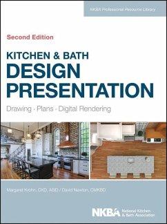 Kitchen & Bath Design Presentation (eBook, ePUB) - Krohn, Margaret