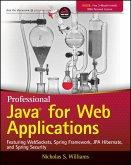 Professional Java for Web Applications (eBook, ePUB)