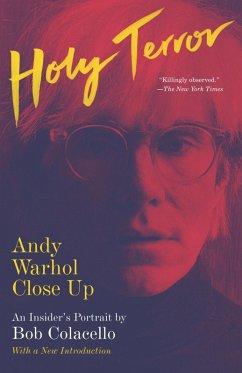 Holy Terror (eBook, ePUB) - Colacello, Bob