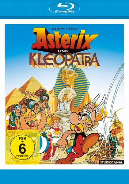 Asterix Kleopatra Film