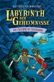 Die Taucher im Teufelssee / Labyrinth der Geheimnisse Bd.6 (eBook, ePUB)