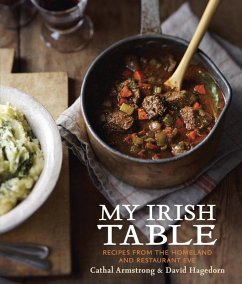 My Irish Table (eBook, ePUB) - Armstrong, Cathal; Hagedorn, David