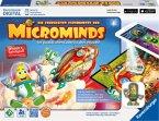Die verrückten Experimente der Microminds (Experimentierkasten)