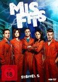 Misfits - Staffel 5 DVD-Box