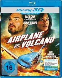 Airplane vs. Volcano (Blu-ray 3D)