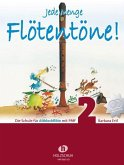 Jede Menge Flötentöne!, m. 2 Audio-CDs