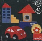 Goula D50202 - Bausteine Set, 26-teilig