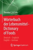 Wörterbuch der Lebensmittel - Dictionary of Foods