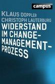 Widerstand im Change-Management-Prozess (eBook, ePUB)