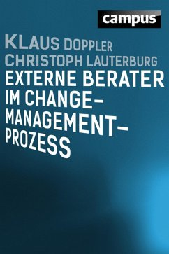 Externe Berater im Change-Management-Prozess