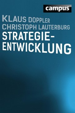 Strategieentwicklung (eBook, ePUB)