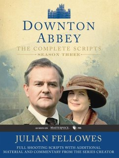 Downton Abbey Script Book Season 3 - Fellowes, Julian