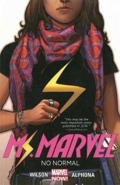 Ms. Marvel Vol. 01. No Normal - Wilson, G. Willow
