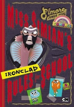 Miss Simian's Ironclad Rules for School - Luper, Eric