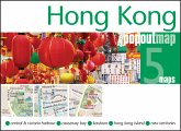HongKong Double Map PopOut Map