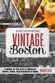 Discovering Vintage Boston