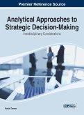 Analytical Approaches to Strategic Decision-Making