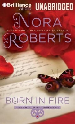 Born in Fire - Roberts, Nora