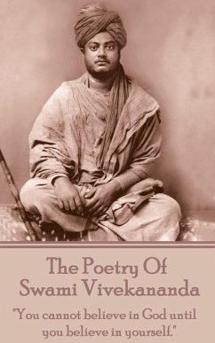 The Poetry of Swami Vivekananda (eBook, ePUB) - Vivekananda, Swami