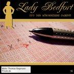 Lady Bedfort und der mörderische Jackpot / Lady Bedford Bd.72 (1 Audio-CD)
