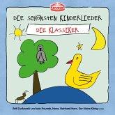 Die schönsten Kinderlieder - Die Klassiker, 1 Audio-CD