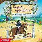 Paulina und Lancelot / Ponyhof Apfelblüte Bd.2 (CD)