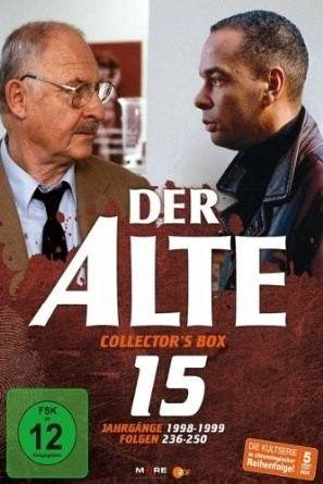 der alte collector 39 s box vol 15 folgen 236 250 5 discs film auf dvd. Black Bedroom Furniture Sets. Home Design Ideas
