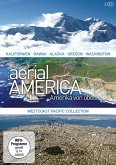 Aerial America - Amerika von oben: Westcoast-Pacific-Collection (2 Discs)